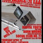 Kitchener April 12th